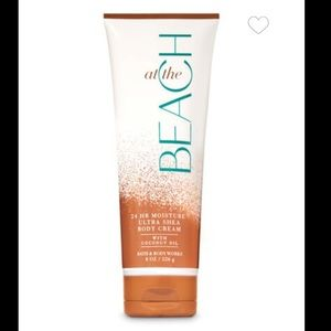 Bath & Body Works- At the beach body lotion